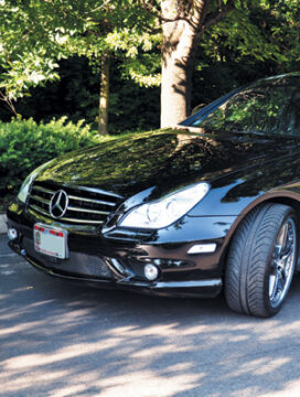 2006 CLS55 AMG